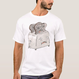 Versehentlicher Toast T-Shirt