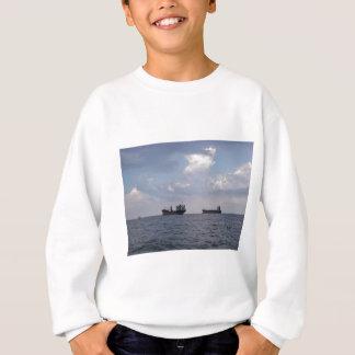 Versenden im Schwarzen Meer Sweatshirt