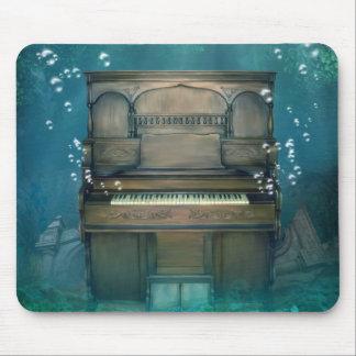Versenkte Klavier-Mausunterlage Mauspad
