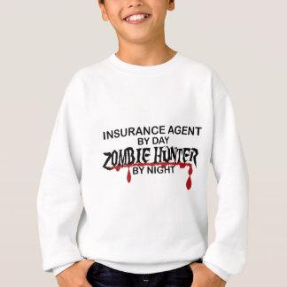 Versicherungs-Agent-Zombie-Jäger Sweatshirt