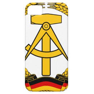 Versinnbildlichen Sie der DDR - nationales Emblem iPhone 5 Hülle