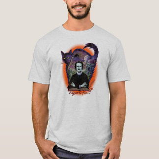 Version Edgar Allan Poes Halloween T-Shirt