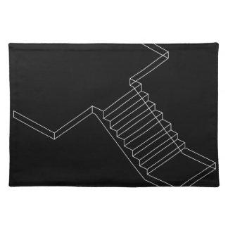Verstärkte Zement-Betontreppe Tisch Sets