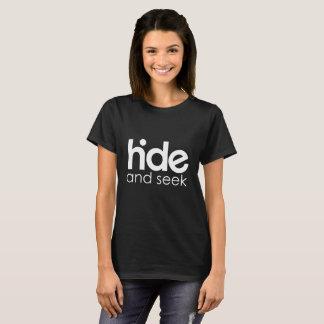 Verstecken T-Shirt