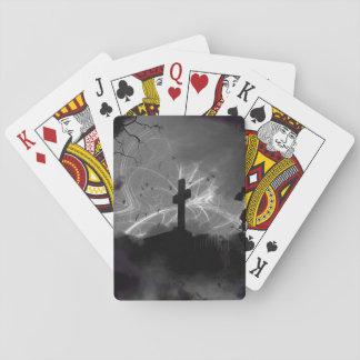 Versteckte ernste Standardspielkarten Spielkarten
