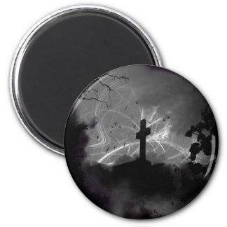 Versteckter ernster großer runder Magnet Runder Magnet 5,7 Cm