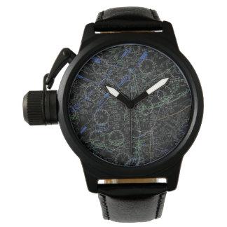 Versuchs-IFR Diagramm Armbanduhr