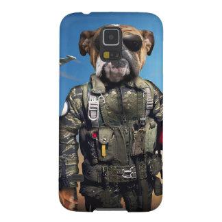 Versuchshund, lustige Bulldogge, Bulldogge Hülle Fürs Galaxy S5