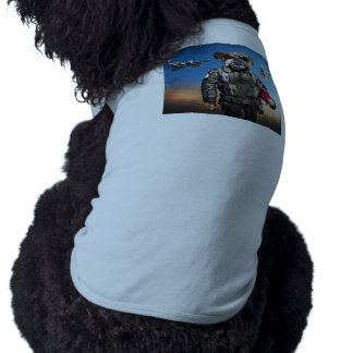 Versuchshund, lustige Bulldogge, Bulldogge T-Shirt