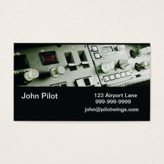 Versuchsinstrument-Visitenkarten Visitenkarte