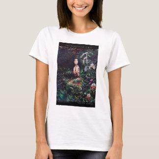 Versuchung der Eve-Aquarell-Malerei T-Shirt