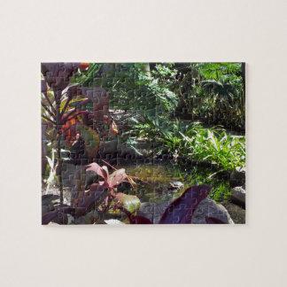 Versunkene Gärten Puzzle