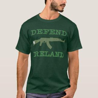 Verteidigen Sie Ihr Mutterland T-Shirt