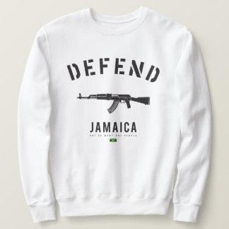 VERTEIDIGEN SIE JAMAIKA-SWEATSHIRT SWEATSHIRT