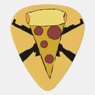 Verteidigen Sie Pop-Punk-Pizza Plektrum