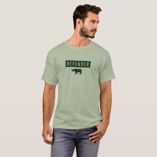 Verteidiger der wild lebender Tiere T-Shirt
