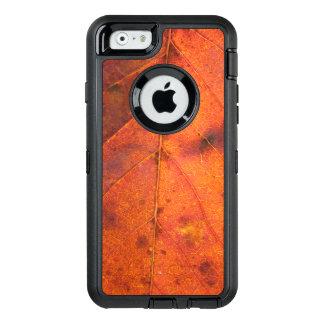 Verteidiger Otterbox iPhone 6 des Herbst-Blatt-  OtterBox iPhone 6/6s Hülle