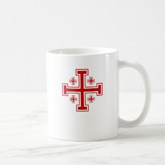 Verteidigung des Westens Kaffeetasse