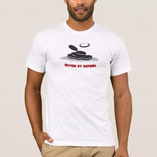 Verteilungs- und Imperaerwachsent-stück T-Shirt