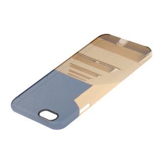 Vertikal Durchsichtige iPhone 6/6S Hülle
