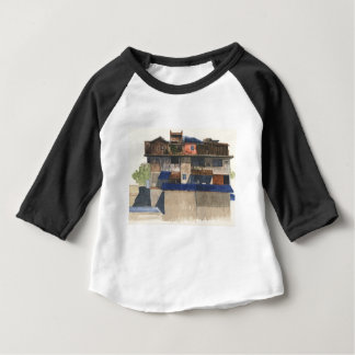 Vertikales Dorf @ Phnom Penh Baby T-shirt