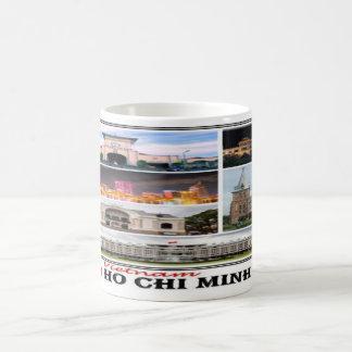 Vertikalnavigation Vietnam - Ho Chi Minh - Kaffeetasse