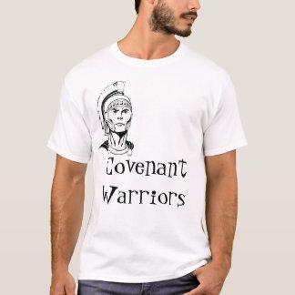 Vertrag-Krieger T-Shirt