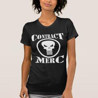 Vertrag Merc Söldner T-Shirt