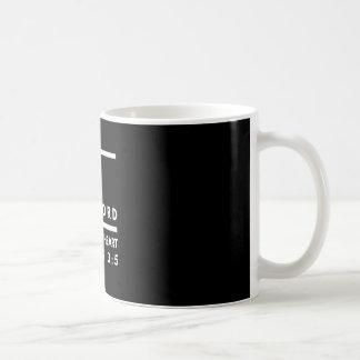Vertrauen im Lord Kaffeetasse