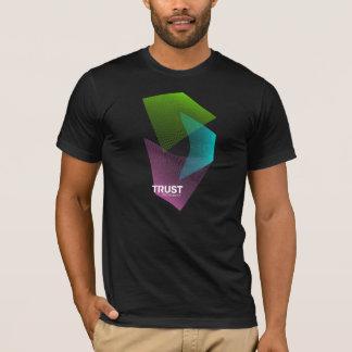 Vertrauen - Neonentwurf - Shirt