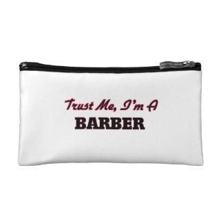 Vertrauen Sie, dass ich ich ein Friseur bin