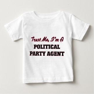 Vertrauen Sie, dass ich ich ein politischer Hemden