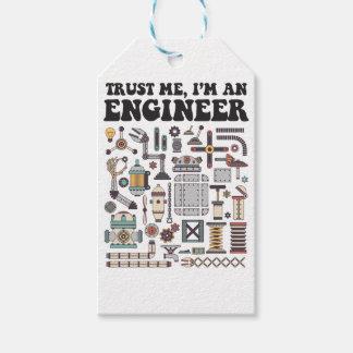 Vertrauen Sie mir, ich sind ein Ingenieur Geschenkanhänger