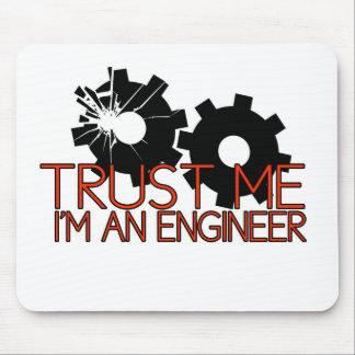 Vertrauen Sie mir, ich sind ein Ingenieur Mousepads