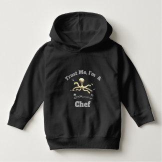 Vertrauen Sie mir, ich sind ein Koch Hoodie
