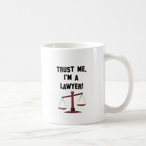 Vertrauen Sie mir Im ein Rechtsanwalt Haferl