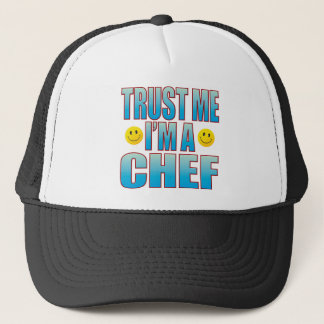 Vertrauen Sie mir Kochs-Leben B Truckerkappe