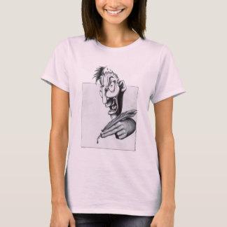 Vertrauen Sie mir… und Zeichen T-Shirt