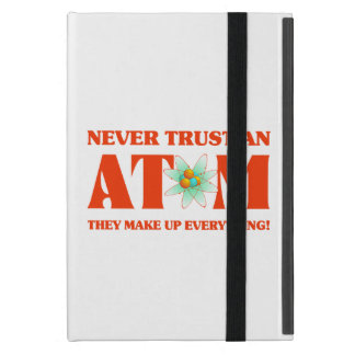 Vertrauen Sie nie einem Atom auf Atomorange Schutzhülle Fürs iPad Mini