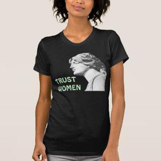 VERTRAUENS-FRAUEN-T - Shirt