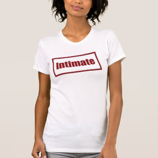 Vertrautes Shirt
