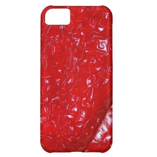 """""""Vertrockneter Paprika"""" Gemüse iPhone 5C Schale"""