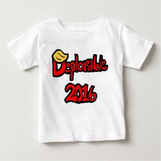 Verurteilungswürdiger Baby-T - Shirt 2016