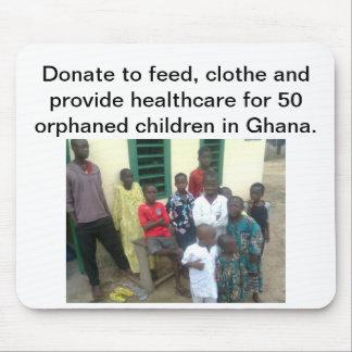 Verwaiste Kinder in Ghana Mousepad