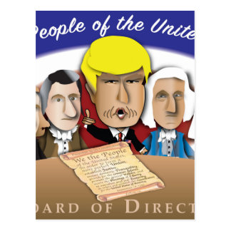 Verwaltungsrat Postkarte