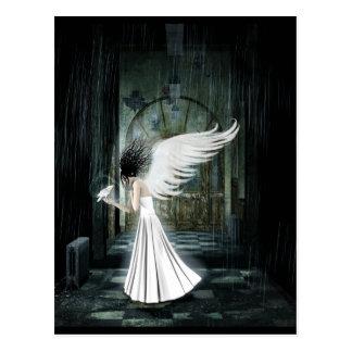 Verwandter Geist-gotische Kunst-Postkarte Postkarte