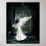Verwandter Geist-gotisches Kunst-Plakat