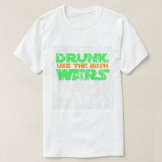 Verwenden Sie den irischen Tag DS St. Patricks T-Shirt