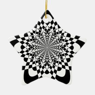 Verwerfendes Portal Keramik Ornament