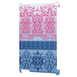 Verwickelte Lilie im Rosa und im Blau Hülle Für iPad